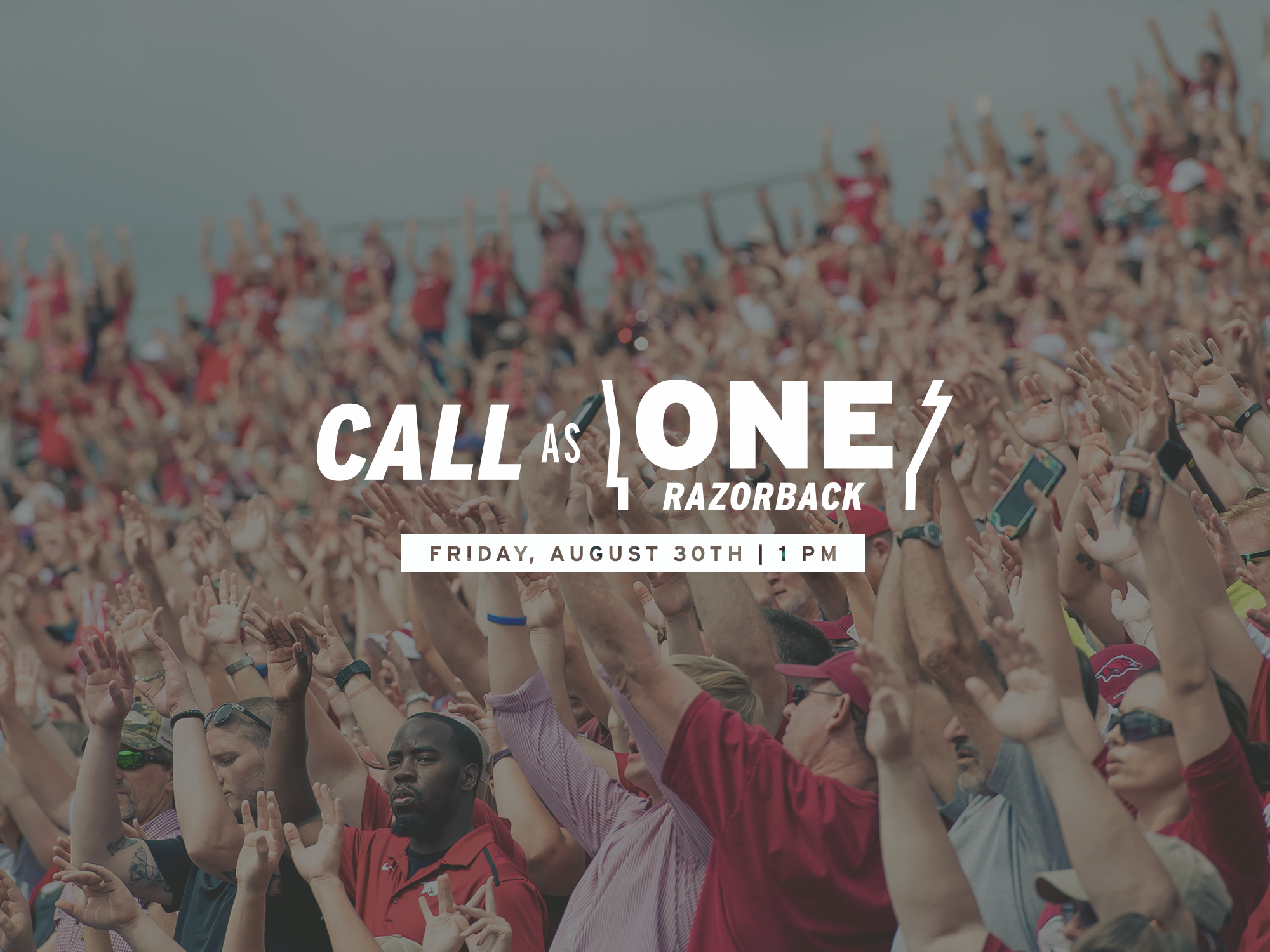 Make Your Plans Now for One Hog Call
