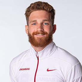 Daniel Spejcher - Men's Track & Field - Arkansas Razorbacks