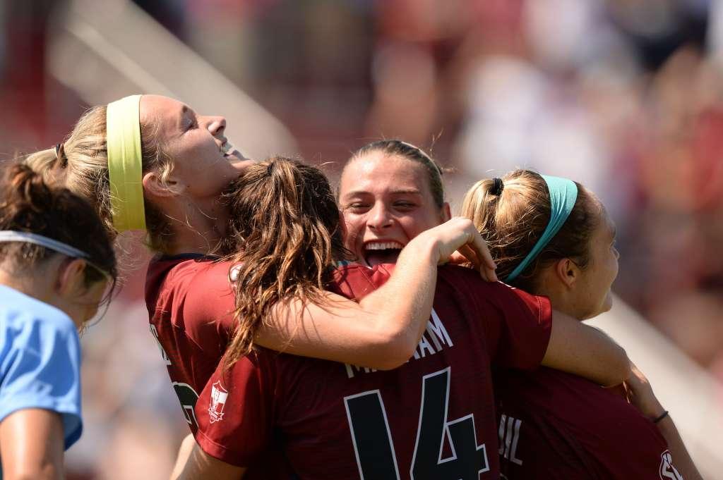 Arkansas Soccer upsets No. 1/1 North Carolina at home
