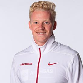 Graham Brown - Men's Track & Field - Arkansas Razorbacks