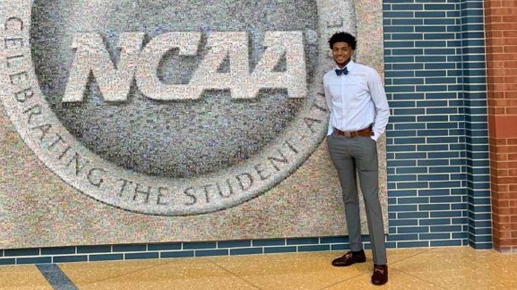 Isaiah Joe Attends NCAA Elite Student-Athlete Symposium