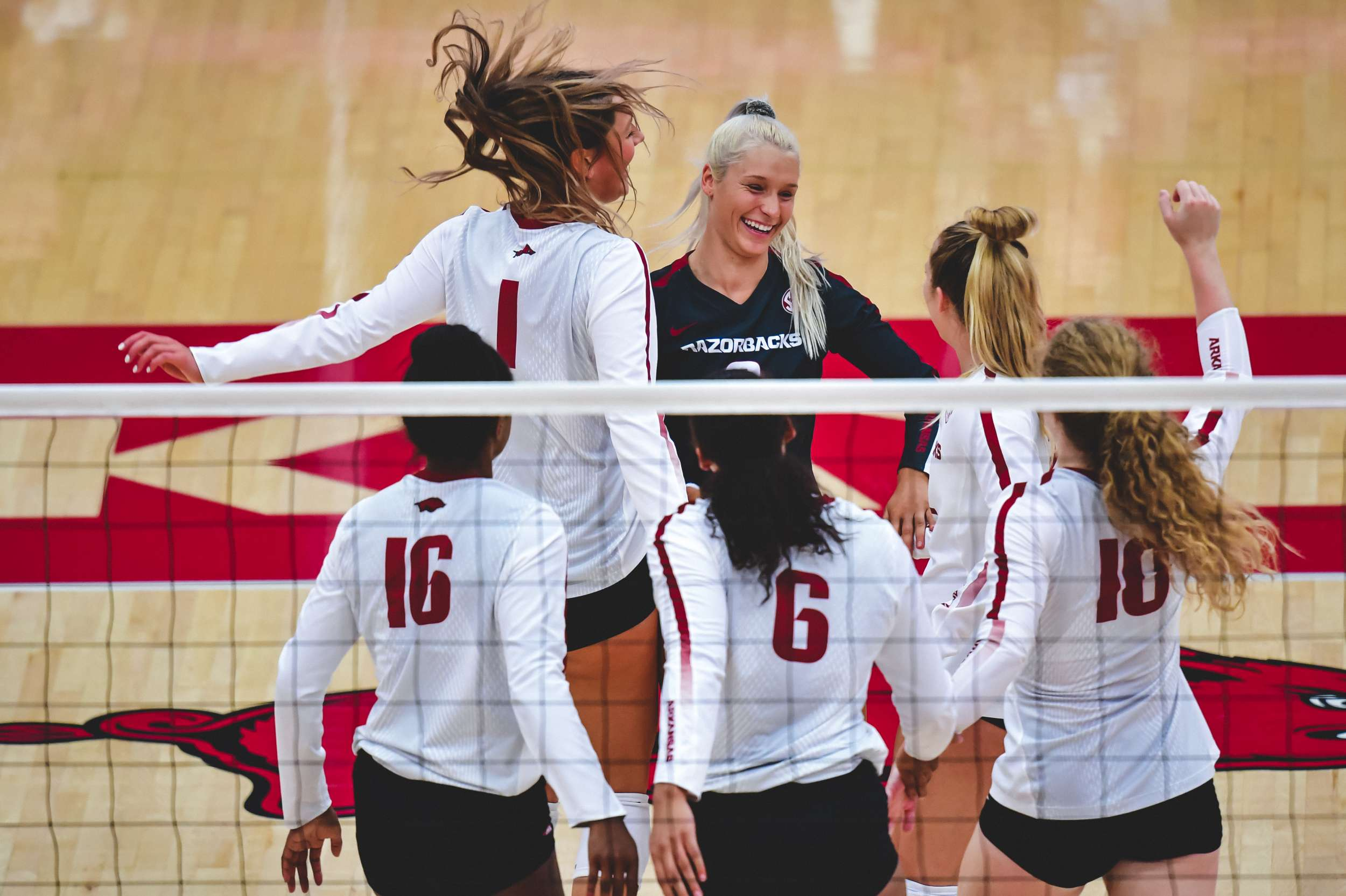 Razorbacks in a Good Place Headed into SEC Play – Learning, Growing