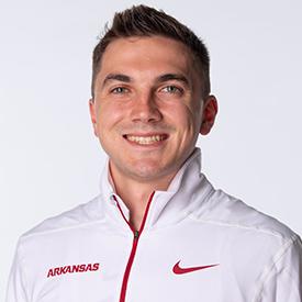Kieran Taylor - Men's Track & Field - Arkansas Razorbacks