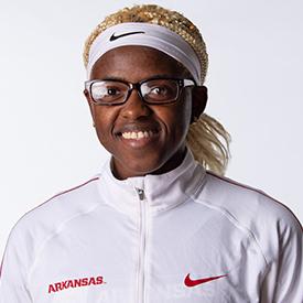 Shafiqua Maloney - Women's Track & Field - Arkansas Razorbacks