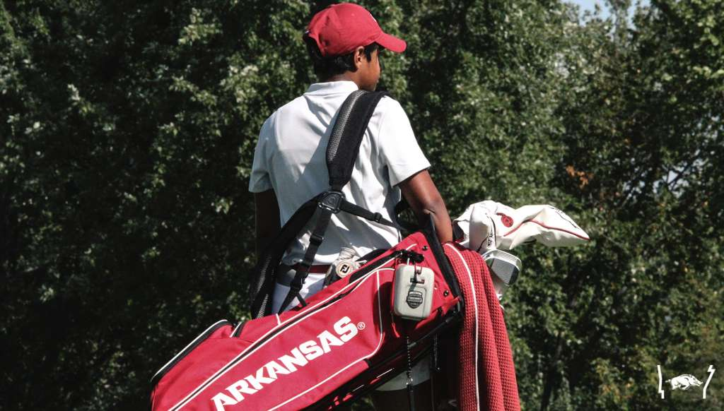 Arkansas in Third, Mistry in Second After Day Two