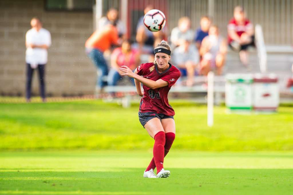 Soccer takes SEC Defender and Freshman of the Week honors