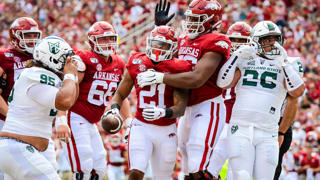 Channel Finder: Hogs vs. Colorado State