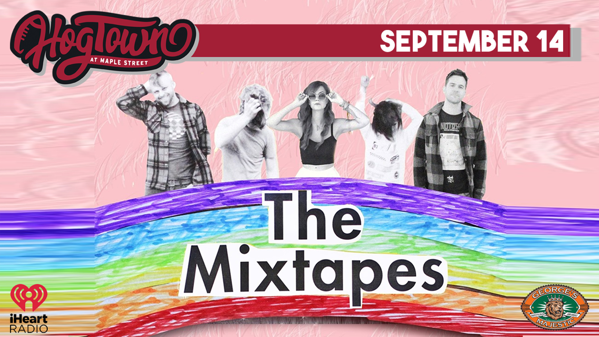 The Mixtapes to Perform Live in HogTown on Saturday