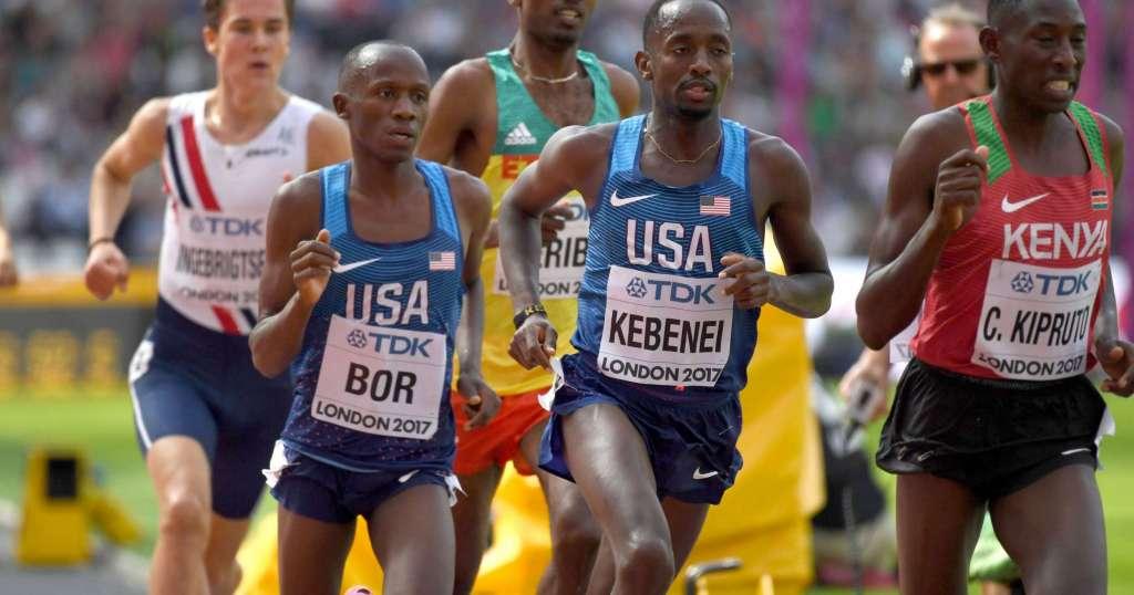 IAAF Day 5 – Kebenei Advances to Steeplechase Final