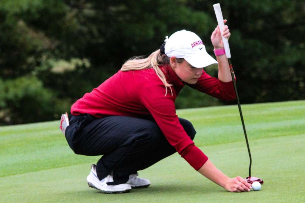 Matthews in Top-15 After Day One at the Tar Heel Invitational