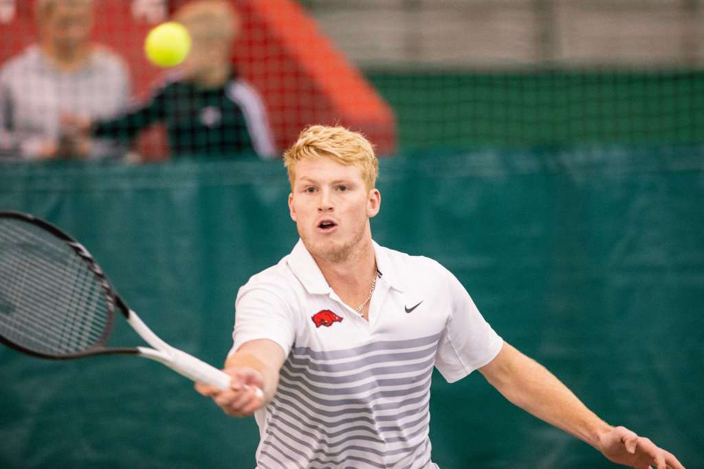 Razorback Men's Tennis wraps up play at ITA All-American Championships