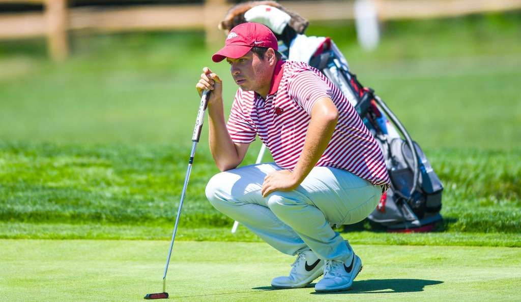 #13 Razorbacks Place 7th at Jerry Pate National