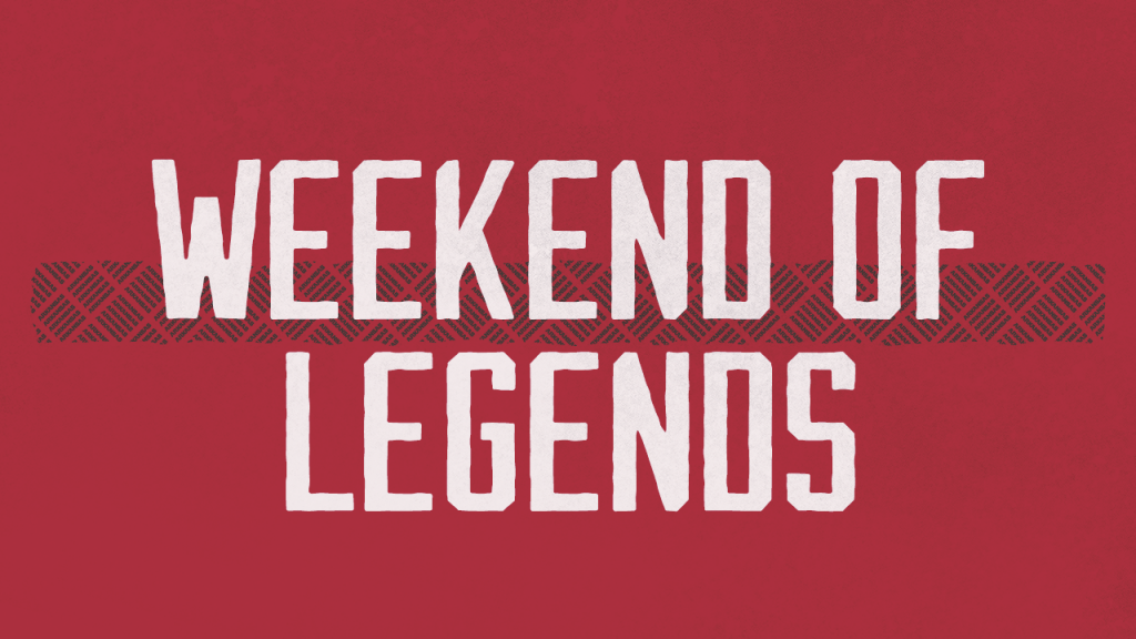 Week of Legends on The Hill