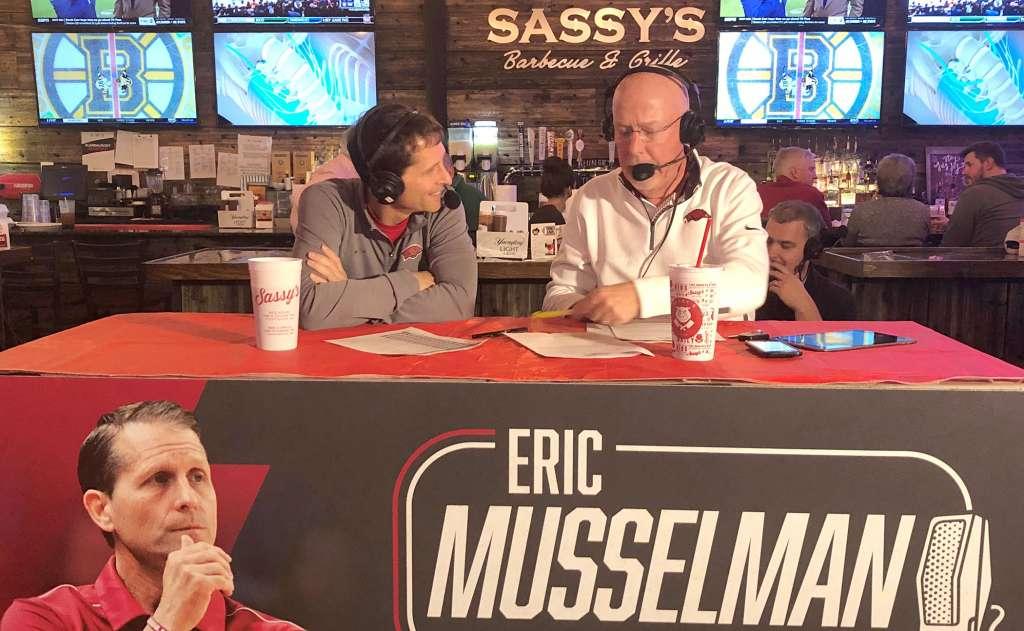Eric Musselman Live Radio Show 2