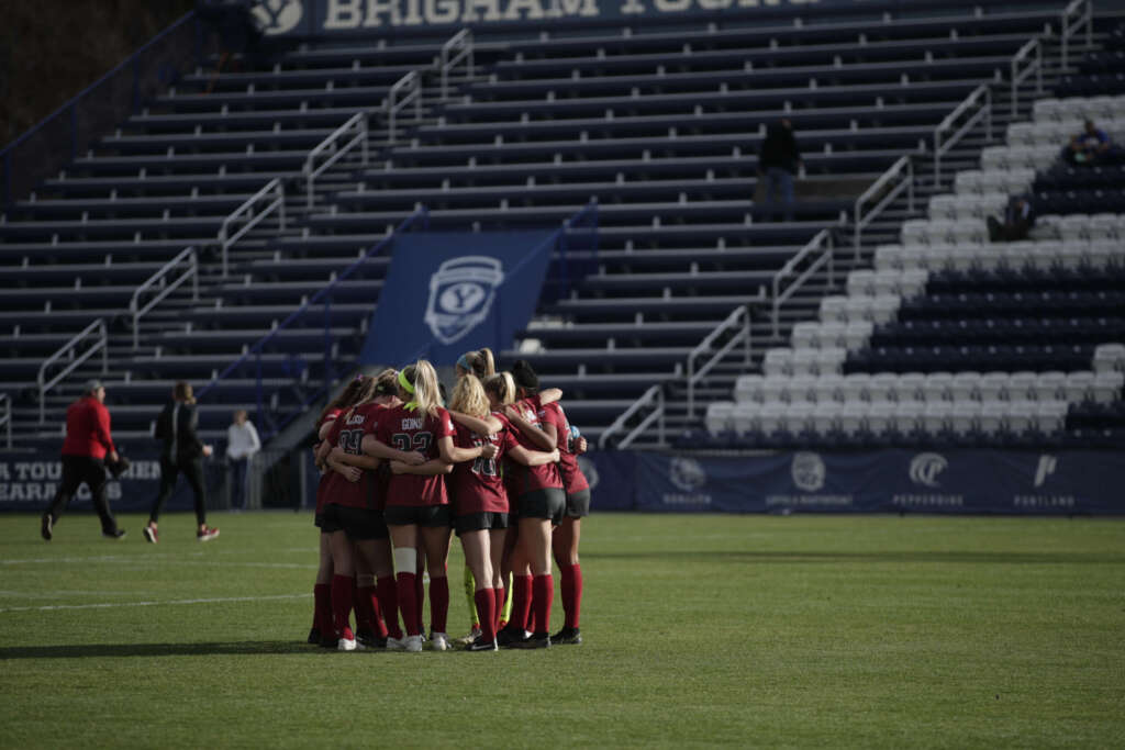 No. 8 Soccer falls to NC State in second round of NCAA Tournament, 2-1