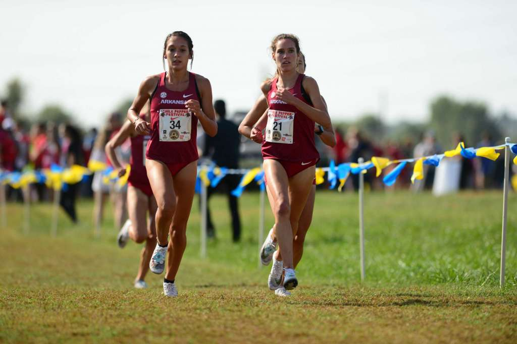 The Road to the NCAA Championships Runs Though Fayetteville