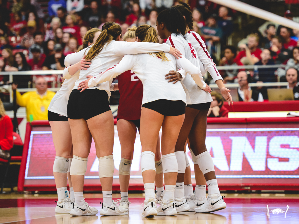 Arkansas Volleyball Drops Season Finale to South Carolina