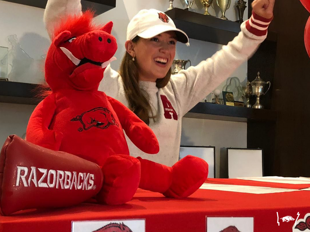 Lopez Signs with Razorbacks on National Signing Day