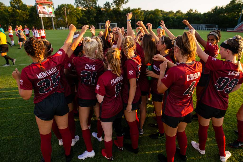 No. 8 Soccer to host North Texas in first round of NCAA Tournament