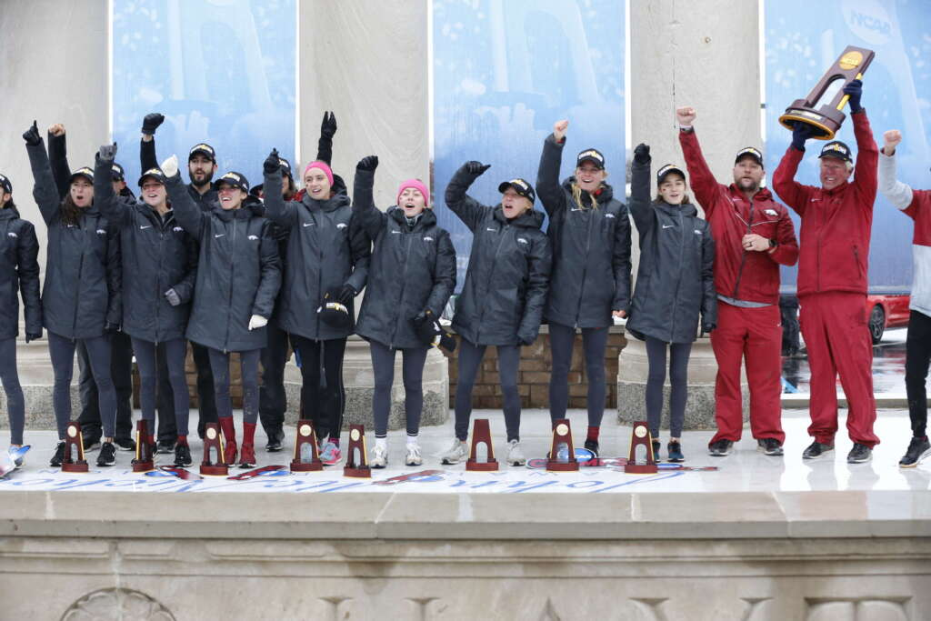 Arkansas Debuts at No. 7 in Directors' Cup
