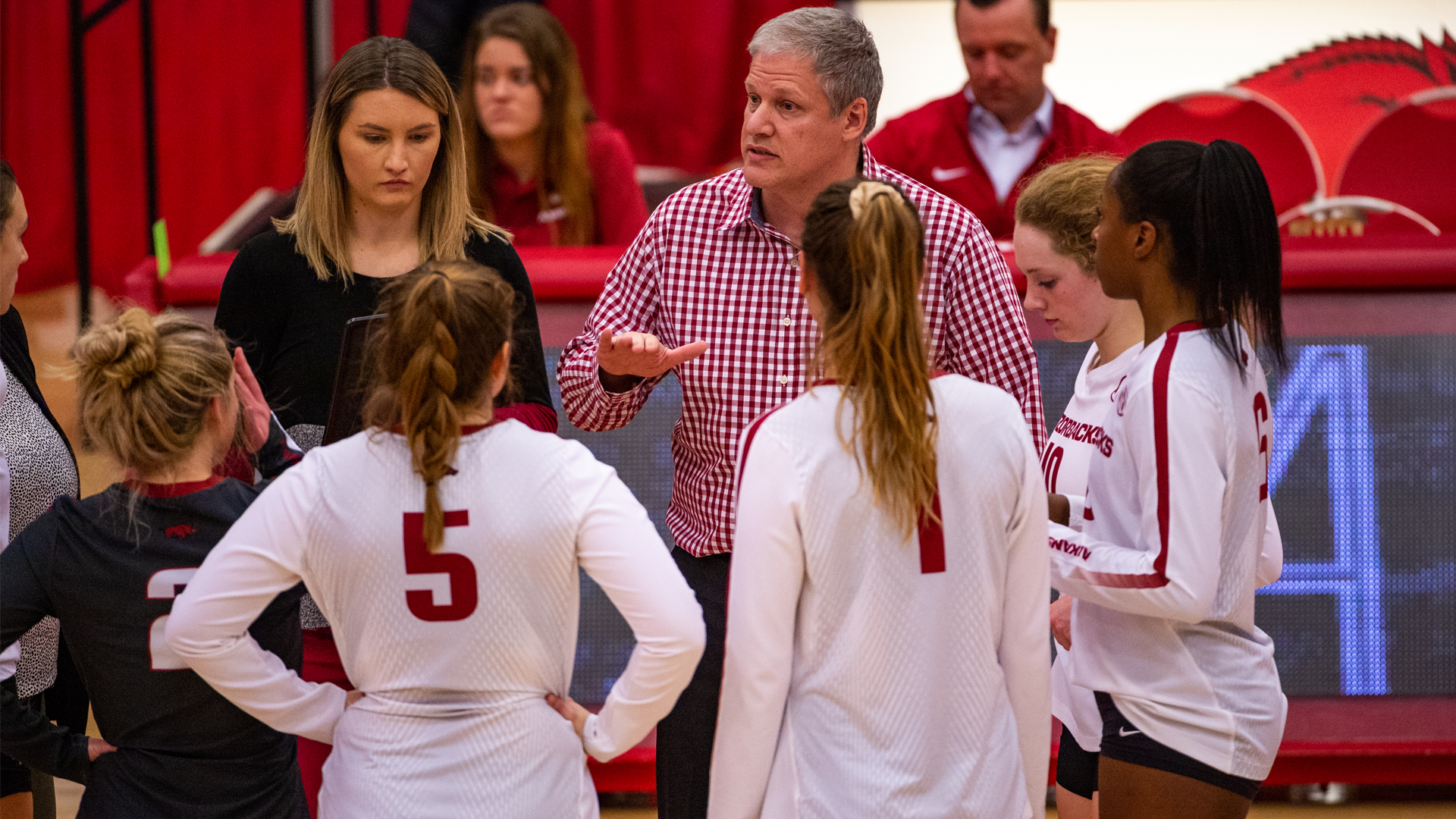 Volleyball Closes Out Home Slate Against Mississippi Schools