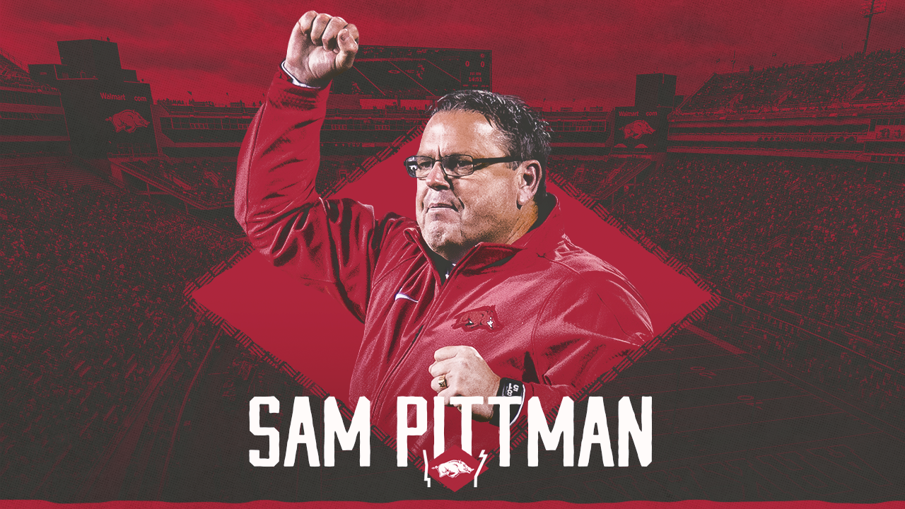 Pittman Tabbed to Lead Razorbacks