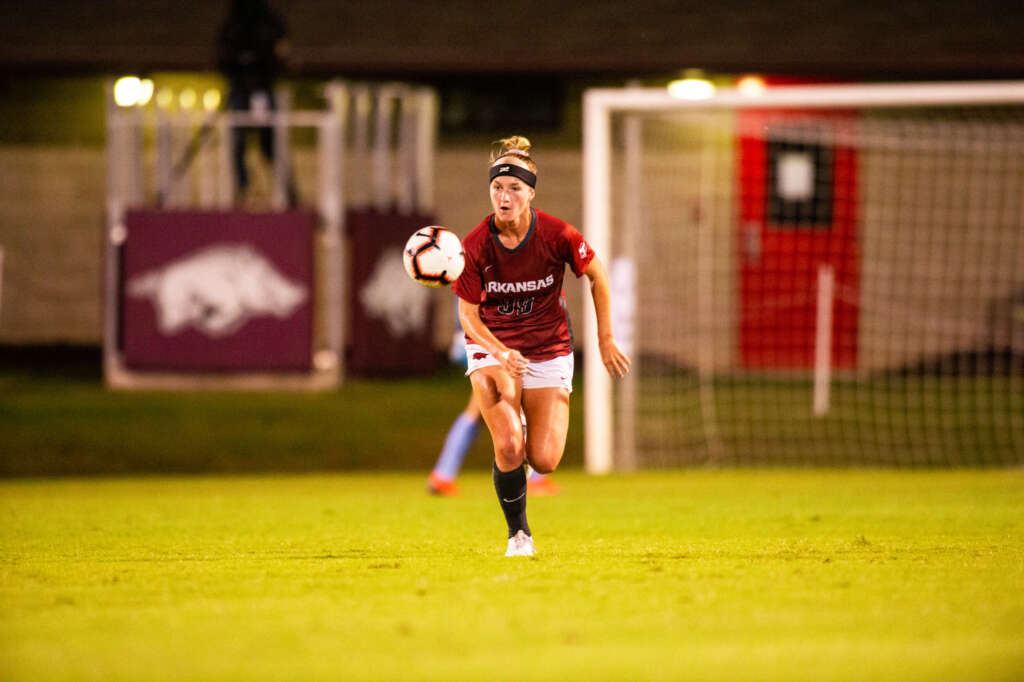 Van Fossen and Podojil named to USC All-America Third Team