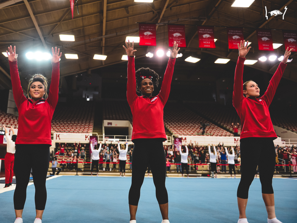 2019 Meet The Gymbacks