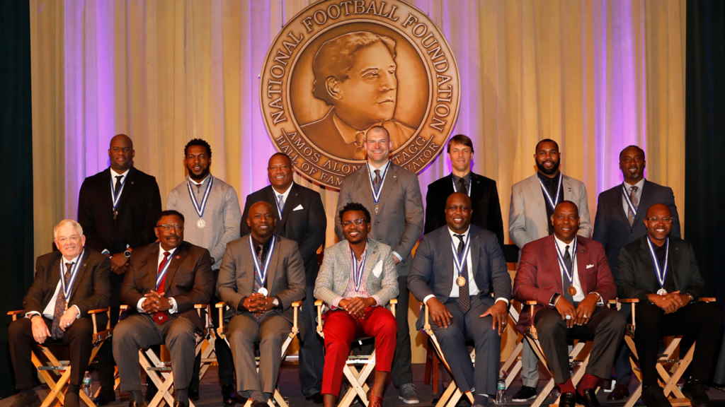 McFadden Inducted into College Football Hall of Fame