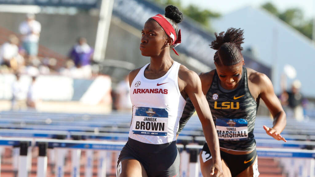 Brown Poised for History