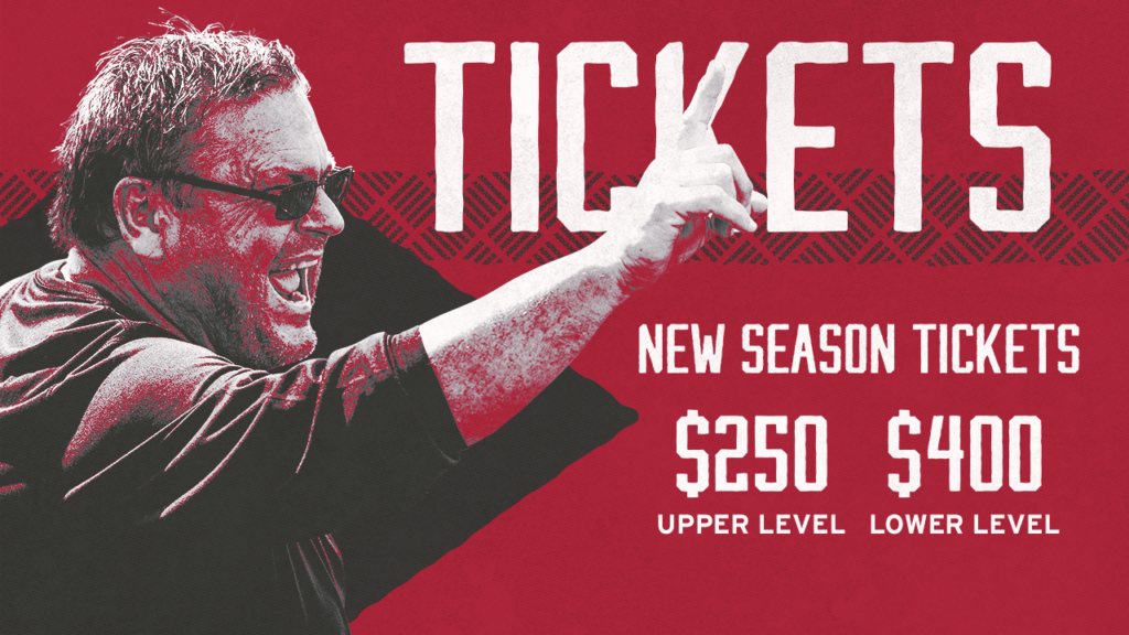 New 2020 Football Tickets On Sale Now