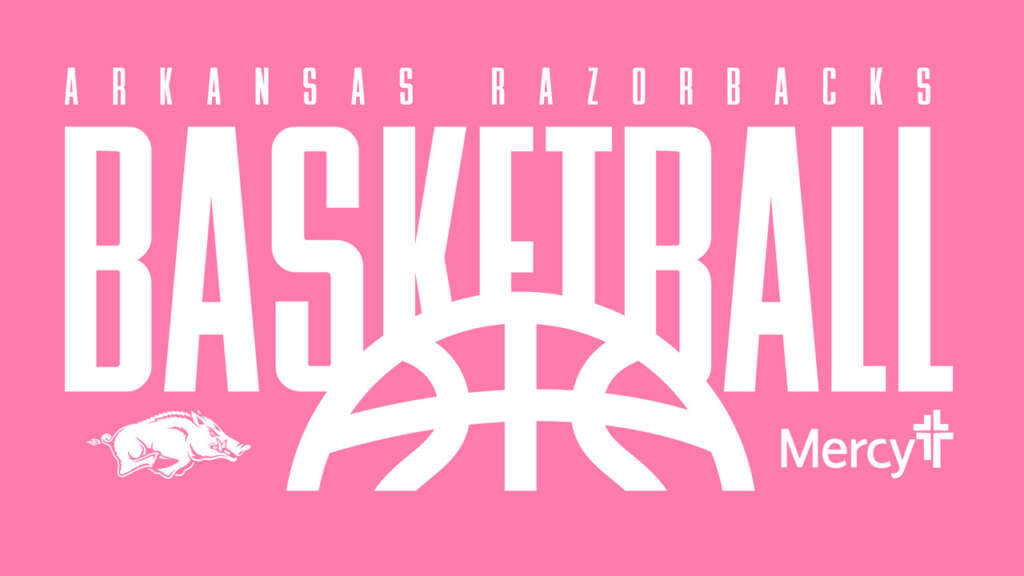 """Arkansas MBB """"Stands Up for Cancer"""" Saturday"""