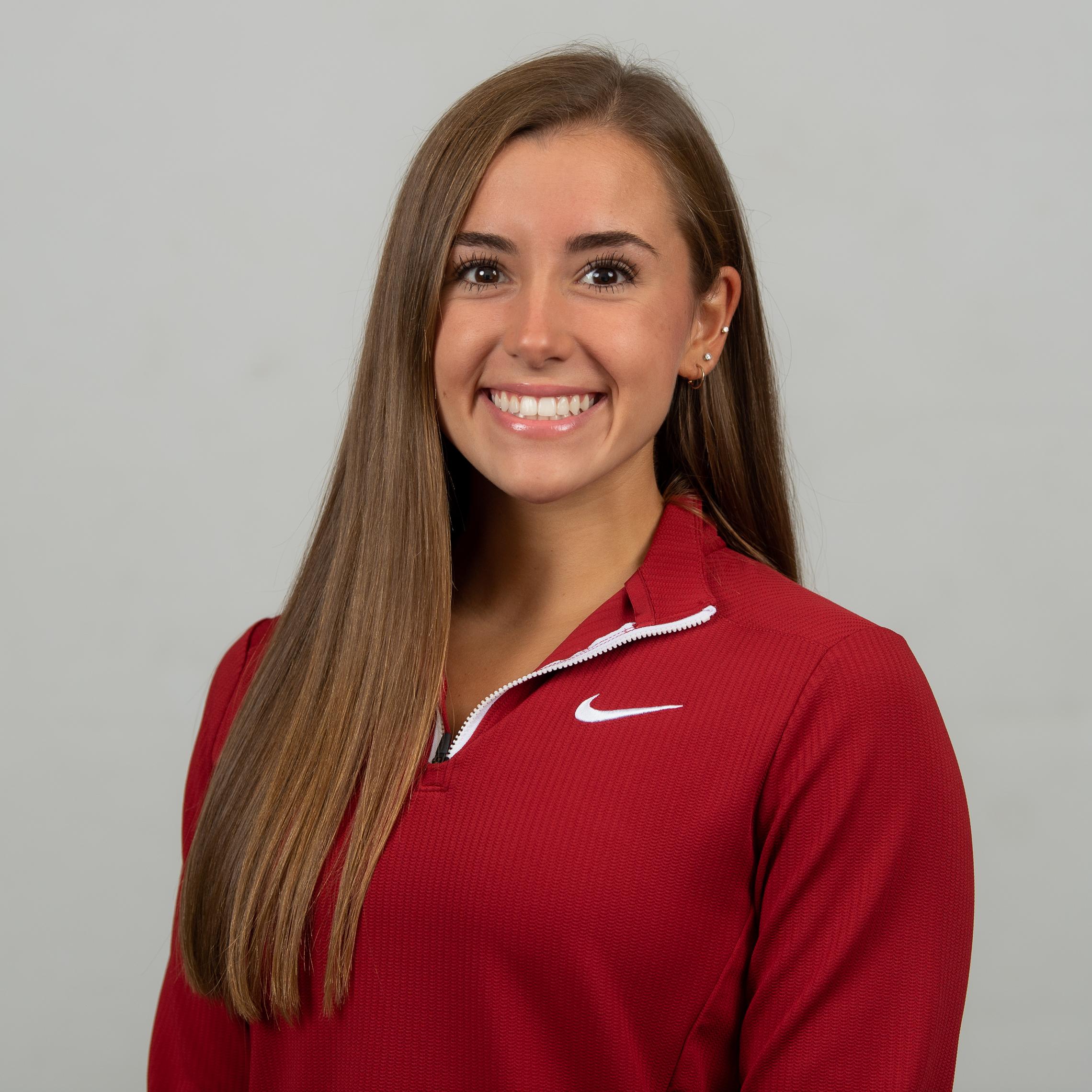 Claire Rogers - Gymnastics - Arkansas Razorbacks