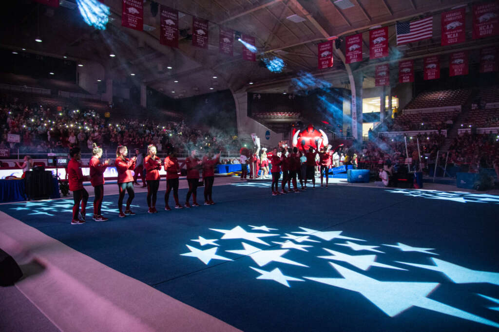 Barnhill Arena The Place to be on Friday Night