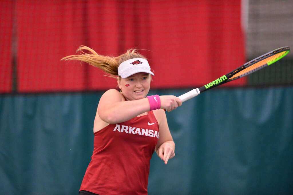 Women's Tennis Opens 2020 ITA Kickoff with a Win