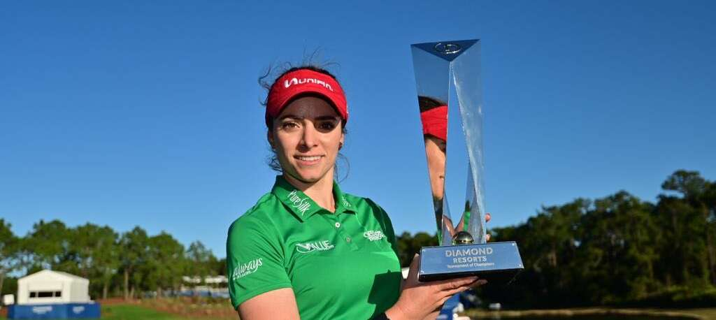 Lopez Wins Instant Classic at Diamond Resorts Tournament of Champions in Sudden Death