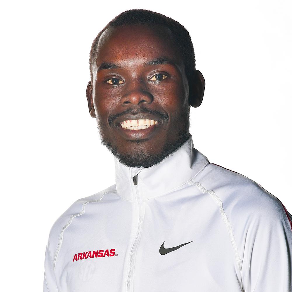 Amon Kemboi - Men's Track & Field - Arkansas Razorbacks