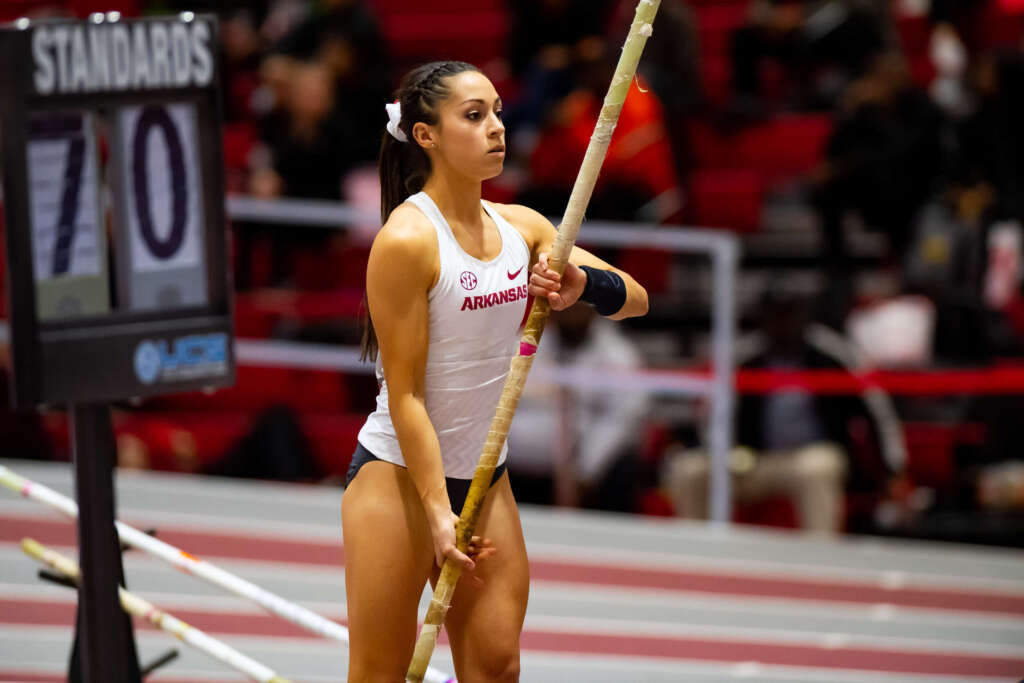 No. 2 Women's Track & Field to compete at Red Raider Invitational