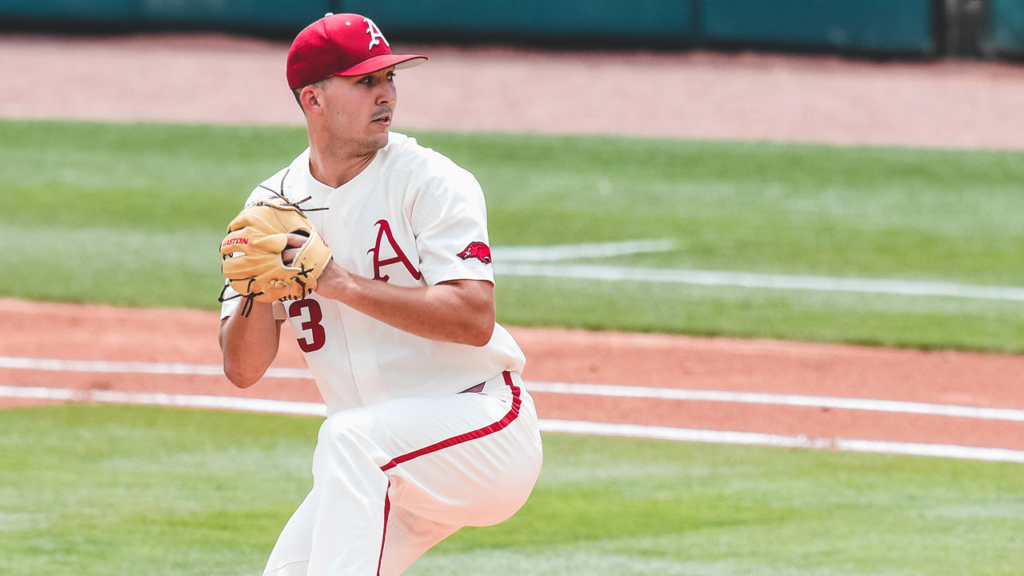 Razorbacks Placed 11th by Baseball America