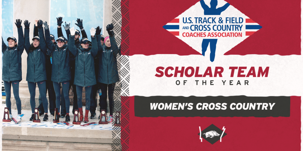 Women's cross country named 2019 Scholar Team of the Year