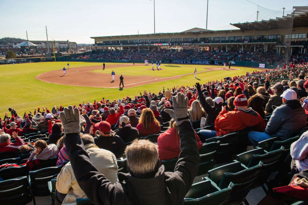 Through the Lens: Opening Day 2020