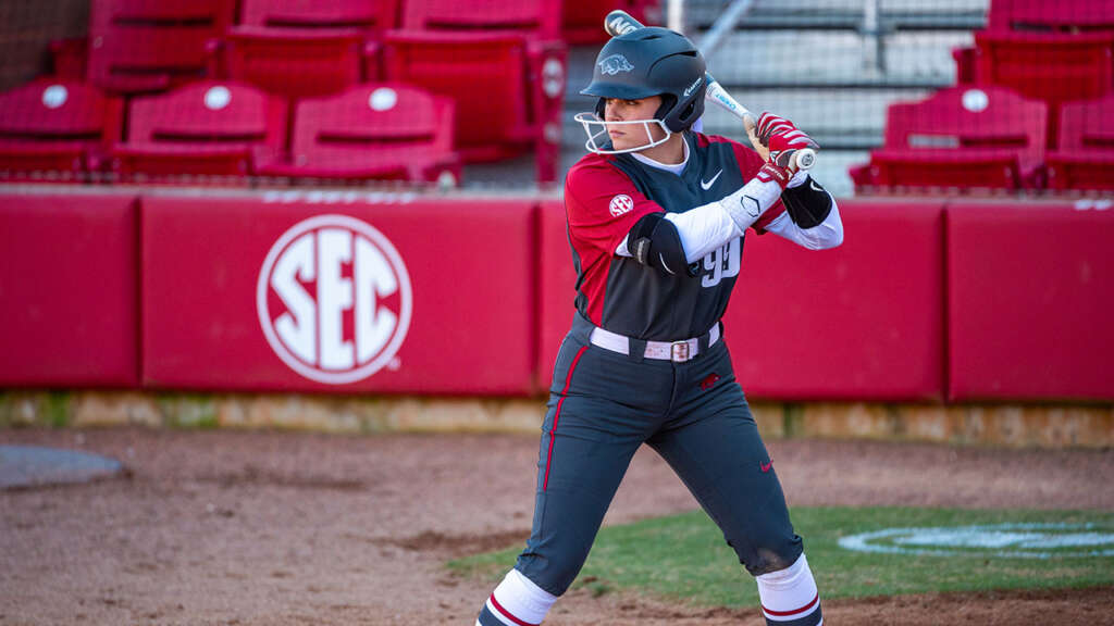 No. 20 Razorbacks and Jayhawks Meet in Non-Conference Doubleheader