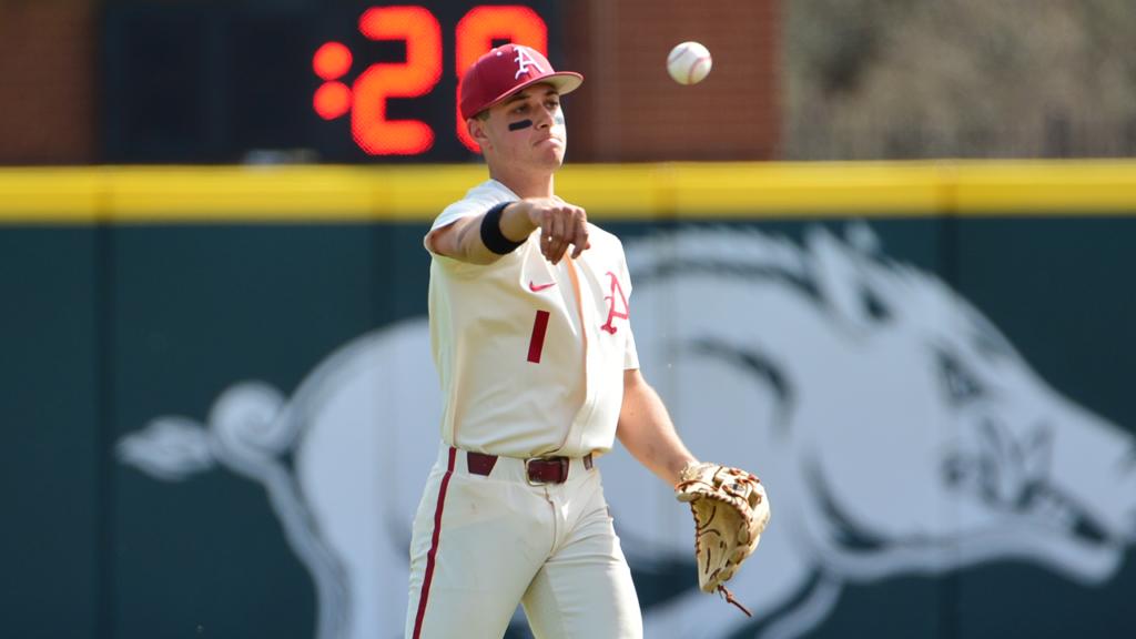 Moore Selected SEC Co-Freshman of the Week