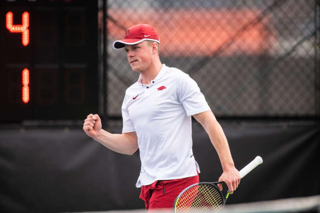 Men's Tennis to host doubleheader against UAPB