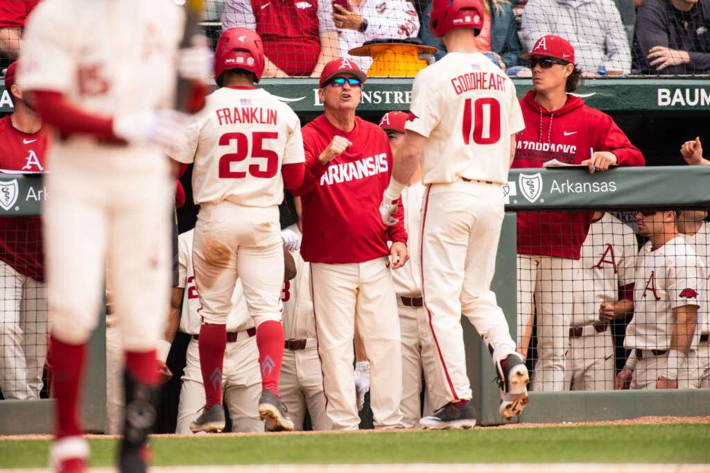 Van Horn, Kjerstad, Opitz address latest baseball news
