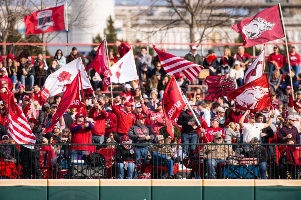 Through The Lens: Arkansas vs. Eastern Illinois (2/15/20)