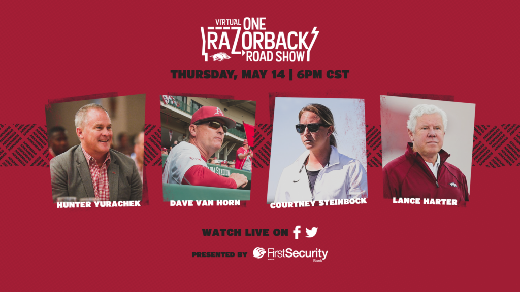 Virtual ONE Razorback Roadshow Begins Tonight