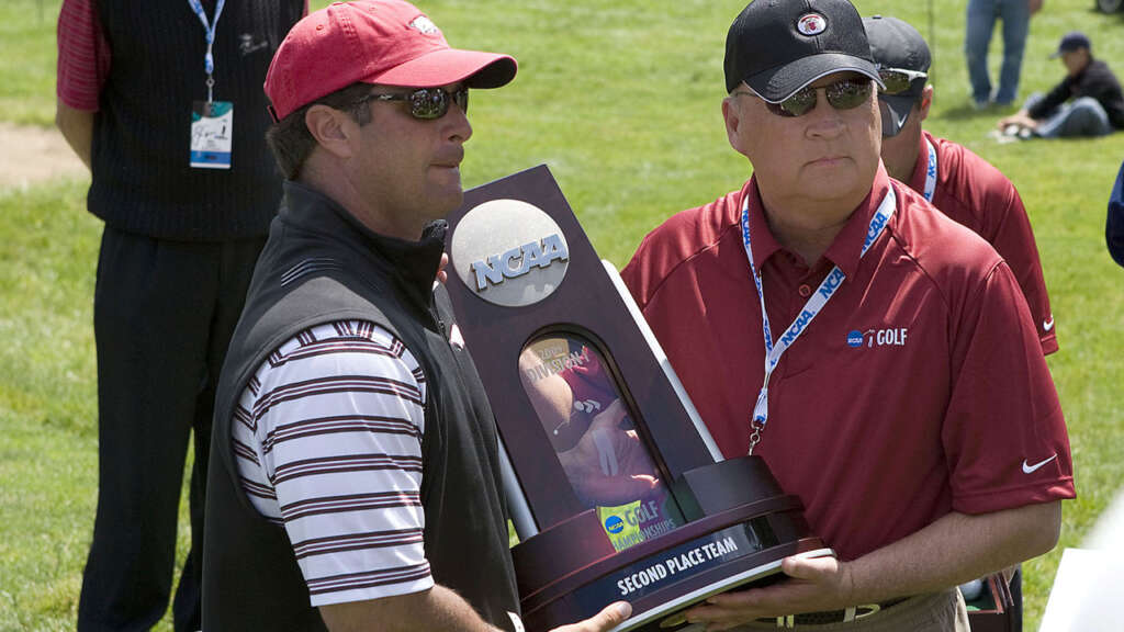ON THIS DAY: Arkansas Finishes Runner-Up at 2009 NCAA Championship
