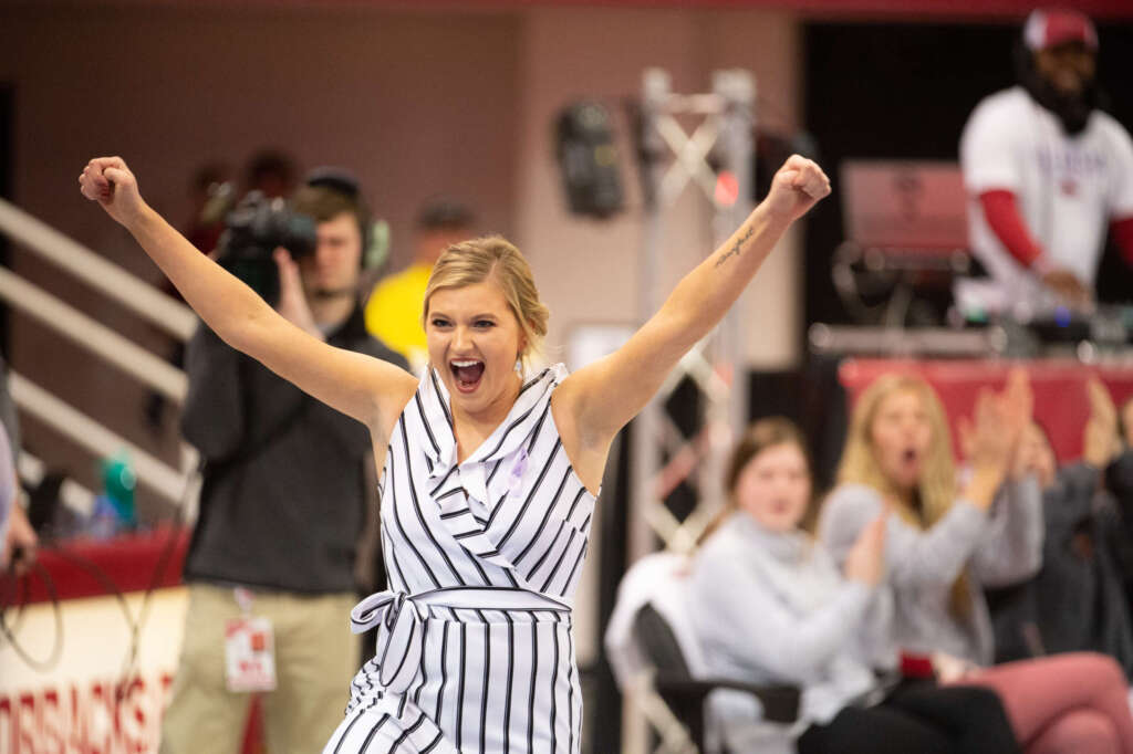 Wieber Names Catelyn Orel Assistant Gymnastics Coach
