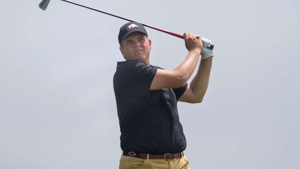 Overstreet Repeats as SEC Men's Golf Scholar-Athlete